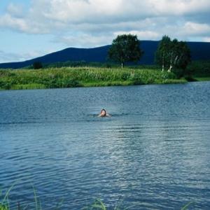 Kamchatka lakes
