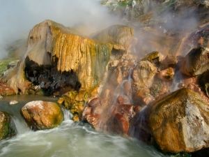 Valley of Geysers