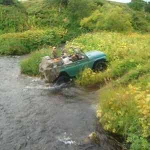 Extreme Safari