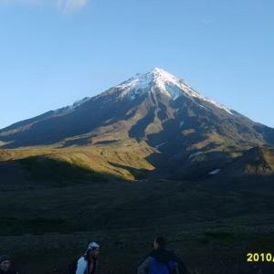 Kamchatka volcanoes